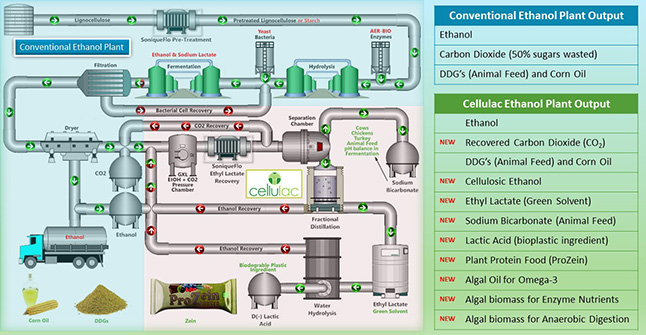 High Corn Crush Margin Ethanol Plant Solution